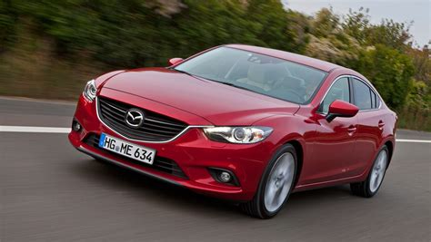2014 mazda 6 front auto top cars
