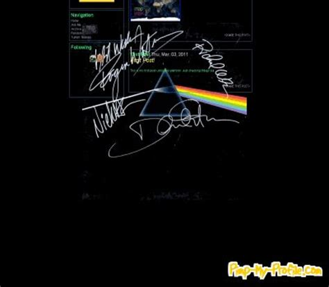 firefox themes pink floyd pink floyd tumblr themes pimp my profile com