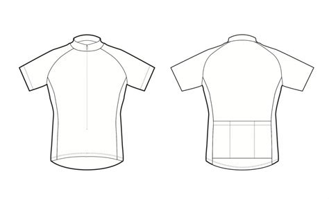 Cycling Jersey Template cycling jerseys dinoandlion