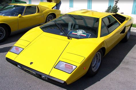 1973 Lamborghini Countach 1973 1990 Lamborghini Countach Picture 147031 Car