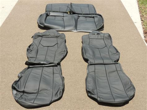 2008 mitsubishi eclipse seat covers purchase nissan maxima 3 5s s leather seat covers seats