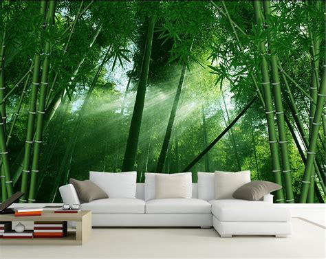 Bamboo Forest Wallpaper Room - forest bamboo promotion shop for promotional forest bamboo
