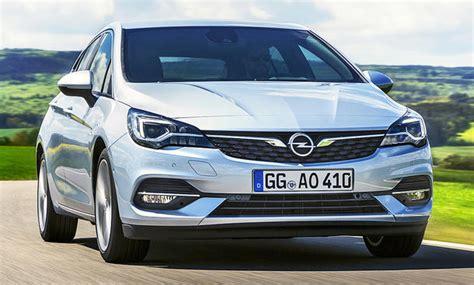 Opel Astra K Facelift 2020 by Opel Astra K Facelift 2019 Motoren Ausstattung