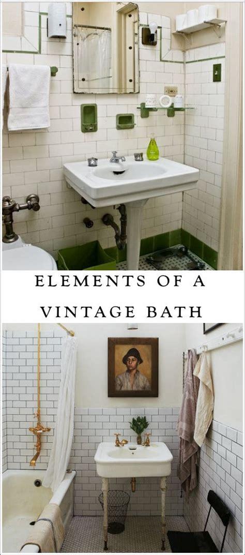 bathroom ideas vintage best 25 vintage bathroom tiles ideas on