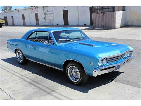 Starsky And Hutch Original Car 1967 Chevrolet Chevelle Malibu For Sale Classiccars Com