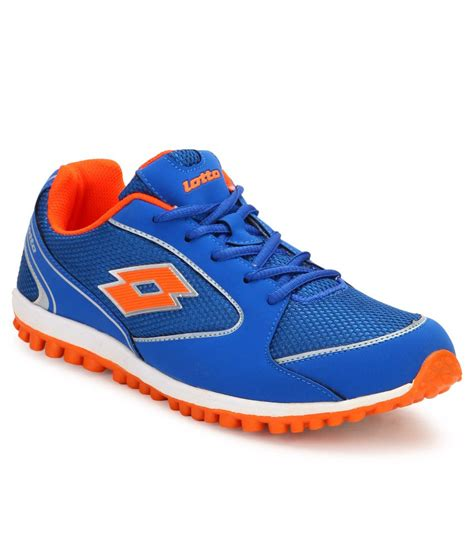 lotto sports shoes lotto vapor blue sport shoes price in india buy lotto