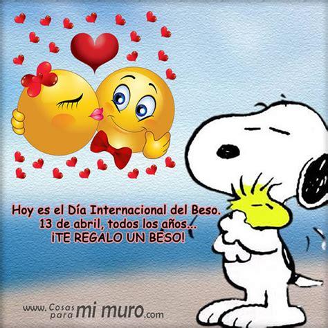 imagenes comicas de un beso hoy es el d 237 a internacional del beso imagen 9628