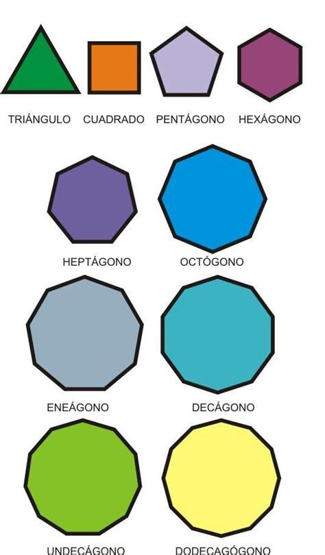 figuras geometricas y sus lados mi pizarra de 6 186 a els pol 205 gons