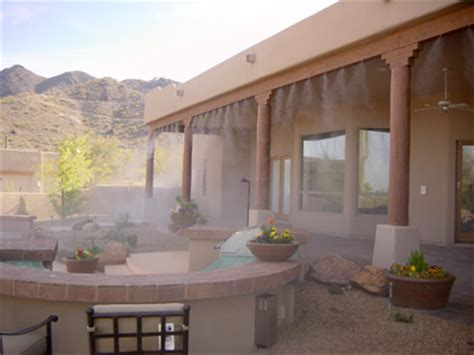 backyard misting systems cool mist system extreme mosquito