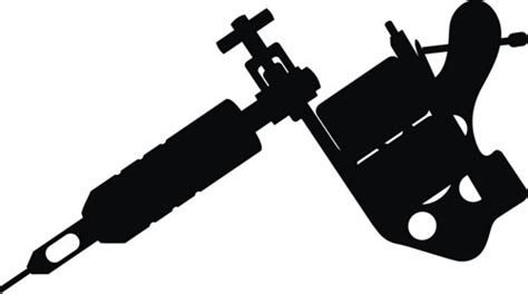 tattoo gun shop tattoo machine clipart clipart suggest