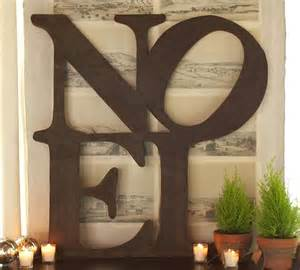 Pottery Barn Wall Decor by Craftily After Pottery Barn Inspired Noel Wall