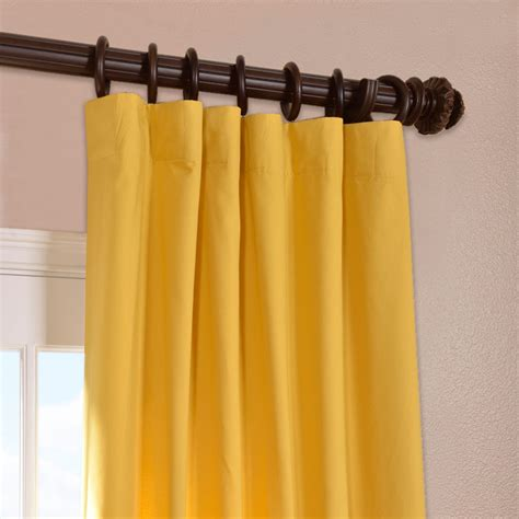 cotton twill drapes yellow cotton twill curtain drapes