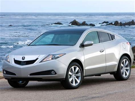 2012 acura zdx pricing ratings reviews kelley blue book