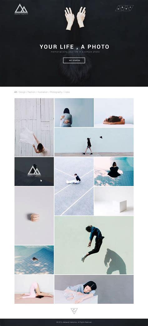 e portfolio templates free best 25 free portfolio template ideas on free