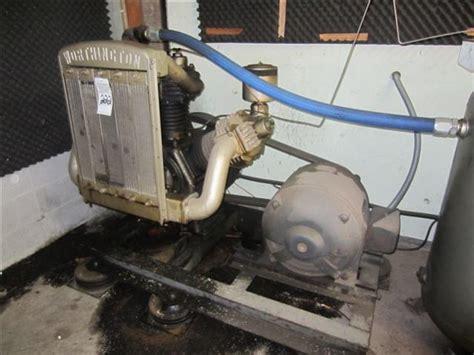 diagnos   worthington air compressor problem