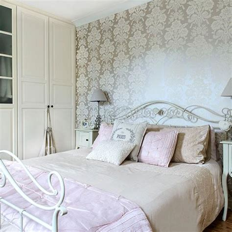 Beige And Pink Curtains Decorating 20 Magnificent Bedroom Wallpaper Design Ideas Rilane