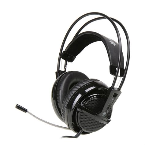 Headset Gaming Siberia V2 Steelseries Siberia V2 Gaming Headset Black Ocuk