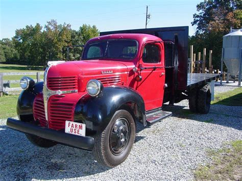 1946 dodge truck for sale 1946 dodge wf a34 flat bed dump truck for sale 1728230
