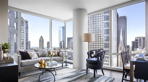 chicago appartment downtown chicago luxury apartments oneeleven