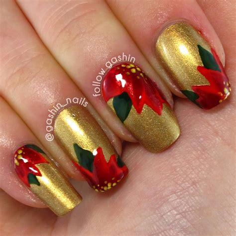 imagenes de uñas decoradas rojo y dorado de 180 u 209 as rojas decoradas u 209 as decoradas nail art