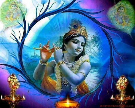 blue krishna wallpaper 46 best images about morning messages lord krishna on