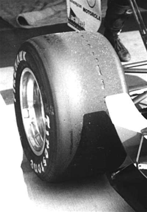 tire technology excerpt     racing high performance tire