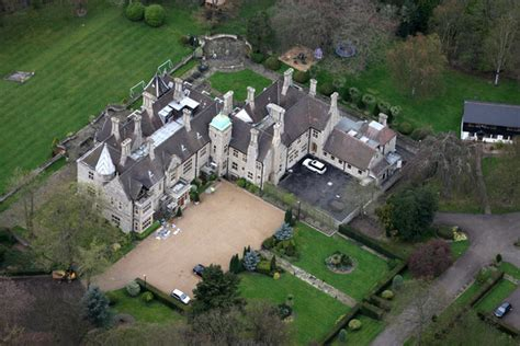 michael jackson s rented house in chislehurst zimbio