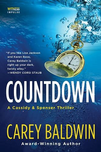 countdown a cassidy spenser thriller cassidy spenser thrillers books new release spotlight countdown a cassidy and spenser