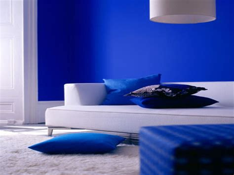 cobalt blue home decor bright bold beautiful fresh design