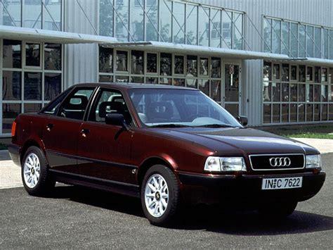Audi 80 Td by Audi 80 1 9 Td B4 1991 Parts Specs