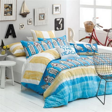 theme bed 26 cute beach style kid s bedroom design ideas