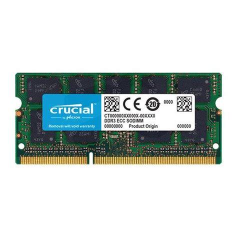 Ram 2gb Ddr4 Crucial Memoria Notebook 8gb Sodimm Ddr3l 1600mhz Value Ram Pc Factory