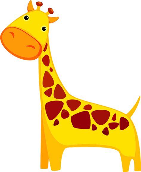 Free Giraffe Clipart free to use domain giraffe clip