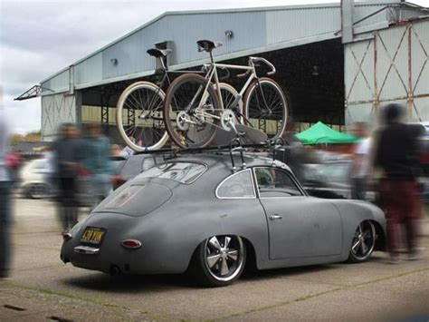 porsche bicycle car when nothing else works porsche 356 outlaws racers
