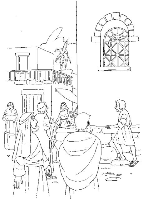 coloring pages bible stephen stephen bible story coloring page coloring pages