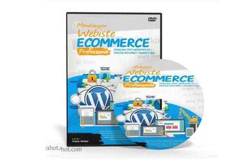 Tutorial Membangun Web Profesional Dg membangun toko professional dengan cms