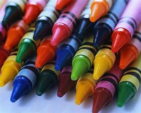 crayons colors 805 the smell of crayons 1000 awesome things