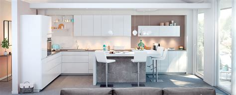 cuisine contemporaine blanche emejing cuisine contemporaine blanche ideas design