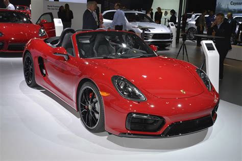 red porsche boxster 2015 porsche 911 carrera gts and 2015 cayenne gts paint la in