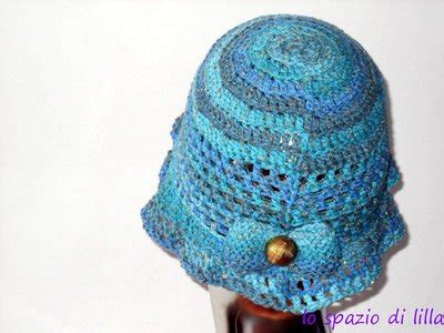 corsi per l estate quot cappello crochet in cotone per donna ragazza per l