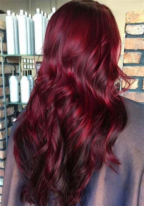 hair color on pinterest 78 pins 100 badass red hair colors auburn cherry copper