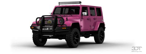 Boucher Jeep 3dtuning Of Jeep Wrangler Unlimited Suv 2008 3dtuning