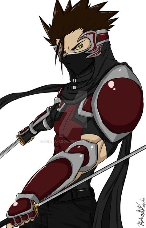 anime ninja wolf ninja by ninja 8004 on deviantart