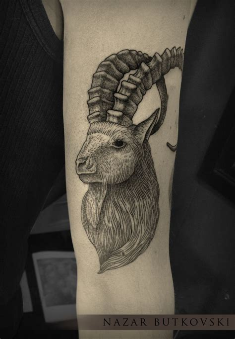 sacred skin tattoo 13 best goat color pages images on coloring