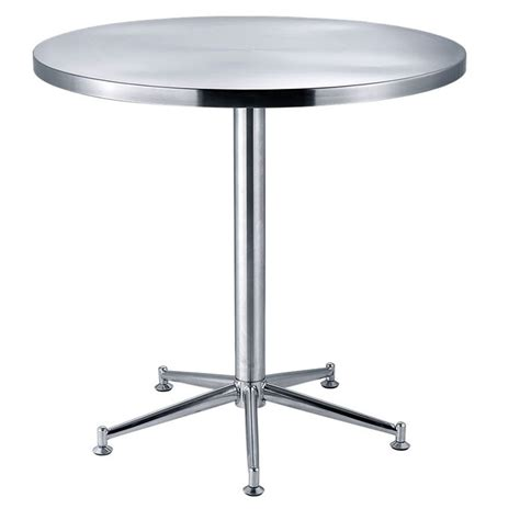 Stainless Steel Bistro Table Bar Table Stainless Steel In Coffee Tables From Furniture On Aliexpress Alibaba
