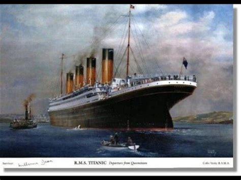 imagenes historicas del titanic las imagenes del titanic