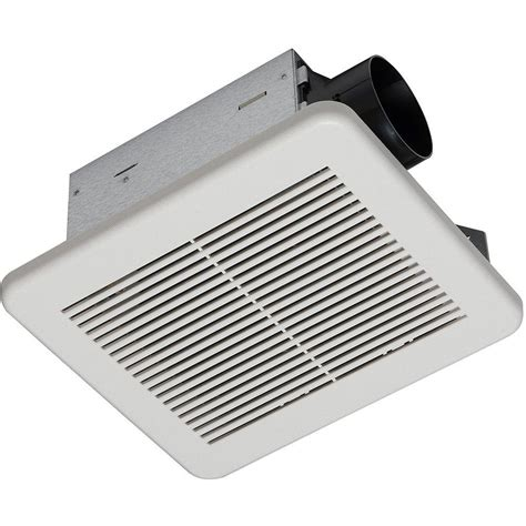 bathroom exhaust fan with humidity sensor hton bay 80 cfm no cut ceiling humidity sensing bath