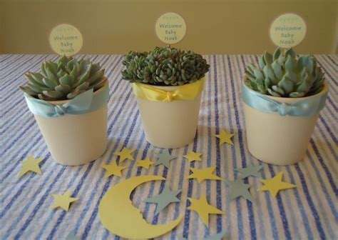 Centerpiece Giveaway - great centerpiece and giveaway baby shower ideas pinterest
