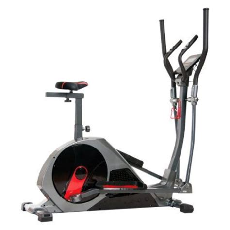 elliptical with seat rider brm8800 deluxe magnetic elliptical dual trainer