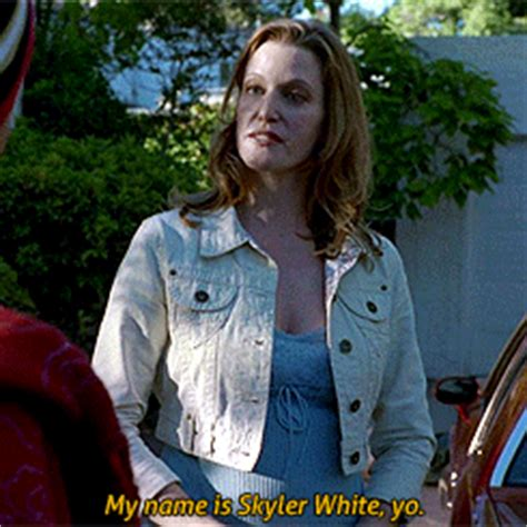 Skyler White Meme - breaking bad skyler is just too funny gif find share